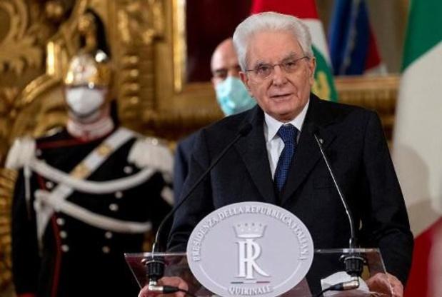 Italie: le président donne quatre jours aux partis pour négocier