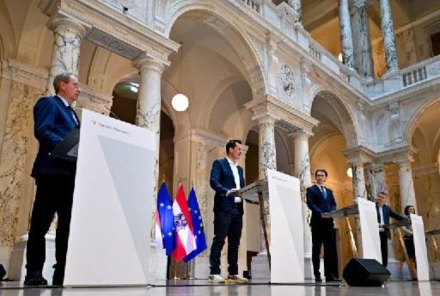 Coronavirus - Oostenrijk versoepelt maatregelen voor Europeanen die land binnen willen