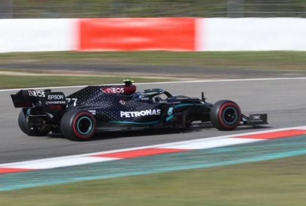 GP de l'Eifel: Les Mercedes dominent les essais libres