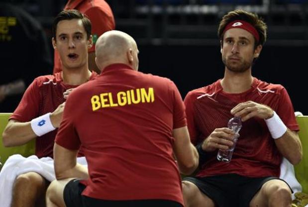 US Open - Gillé en Vliegen mogen naar kwartfinales dubbelspel