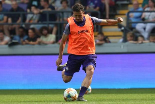 Anderlecht laat Chipciu terugkeren naar Roemenië