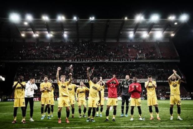 Europa League - Déplacement de prestige pour le Standard à Arsenal, voyage vers l'est pour La Gantoise