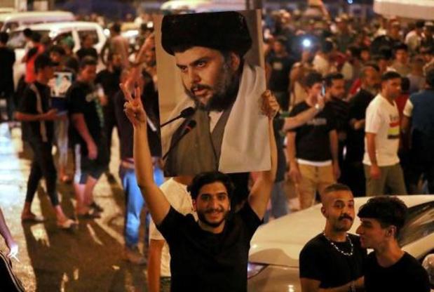 """Élections en Irak: en recul, des partis pro-Iran dénoncent une """"escroquerie"""""""