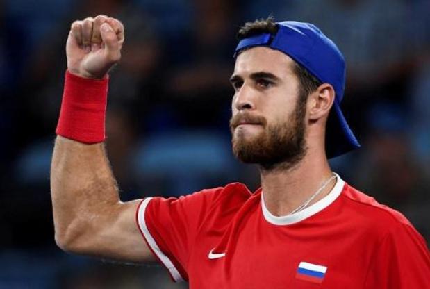 Rusland houdt Argentinië uit halve finales
