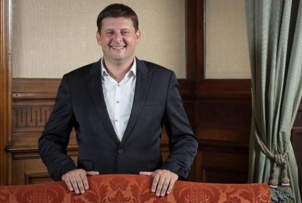 John Crombez geen kandidaat om zichzelf op te volgen als voorzitter van sp.a