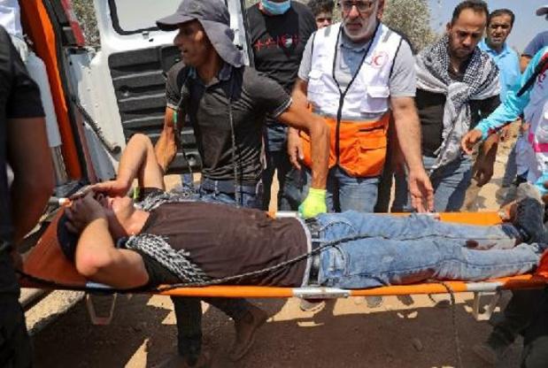 Bijna 300 Palestijnen gewond bij botsingen met Israëlisch leger op Westelijke Jordaanoever