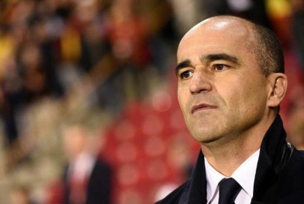Roberto Martinez prolonge jusqu'en 2022 à la tête des Diables Rouges