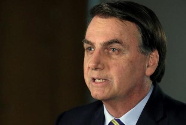 Brésil: Bolsonaro publie une fausse information de pénurie
