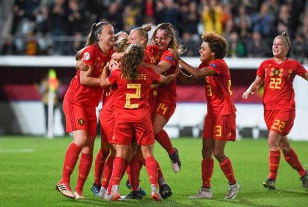 Ives Serneels sélectionne 23 joueuses pour la Roumanie en qualifications pour l'Euro 2021