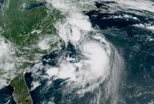 USA: la tempête Henri devient un ouragan de catégorie 1