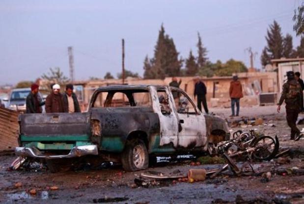 """L'UE appelle Damas et ses alliés à mettre un terme à """"l'escalade de la violence"""""""