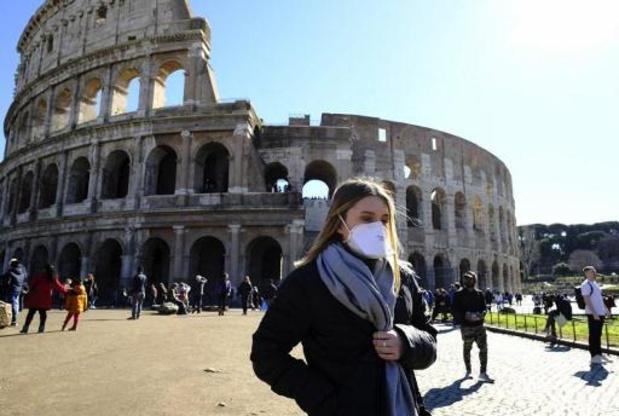 Italië vraagt EU-partners om mondmaskers