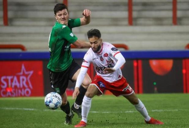 Jupiler Pro League - Mouscron s'incline contre le Cercle et fait la mauvaise opération en bas de tableau