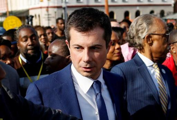 Presidentsverkiezingen VS - Buttigieg spreekt steun uit voor Joe Biden