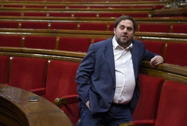 Oud-vicepresident Catalonië geniet wel degelijk parlementaire immuniteit, zegt EU-Hof