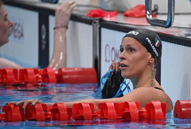 Federica Pellegrini, première nageuse à atteindre 5 finales de rang sur la même distance