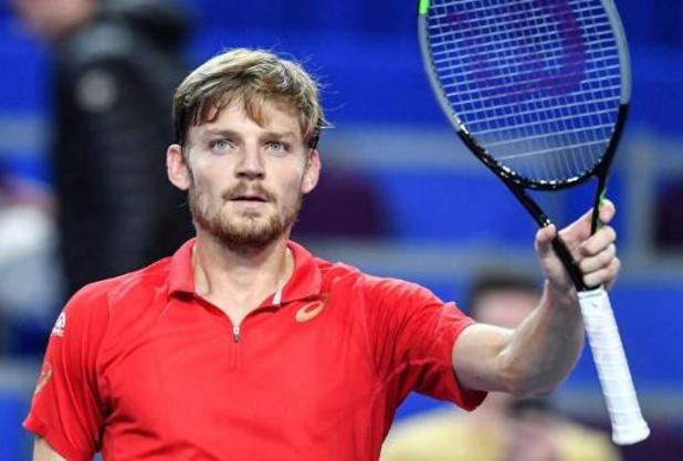 ATP Rotterdam - Goffin start toernooi tegen Nederlander Robin Haase