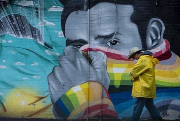 New Yorkers moeten mondkapje op als ze geen afstand kunnen bewaren
