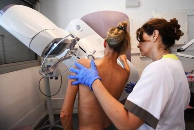 Aantal jonge vrouwen met borstkanker met 10 procent gedaald