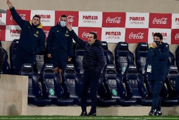 Villareal et Emery rêvent de finale face à Manchester United, quasiment qualifié déjà
