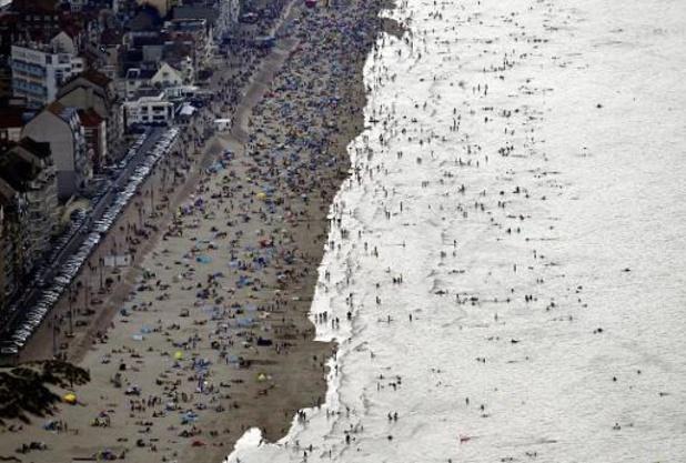 Ostende ne veut pas accueillir plus de 10.000 touristes d'un jour ce dimanche
