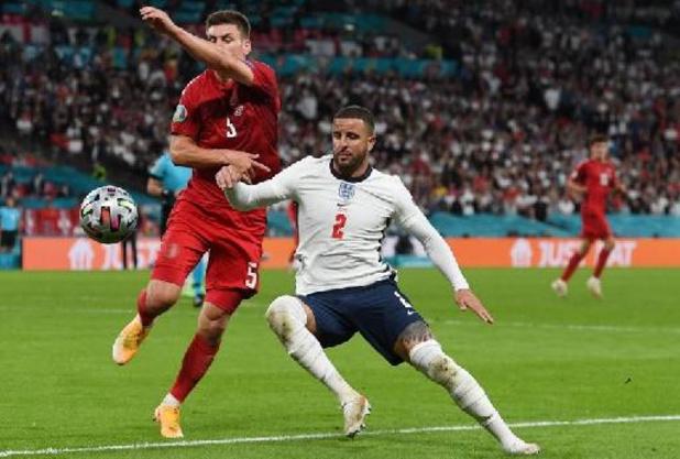 Euro 2020 - L'Angleterre et le Danemark en prolongations