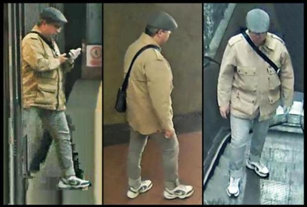 Politie zoekt man die doorreisde nadat andere persoon zich voor metro had gegooid