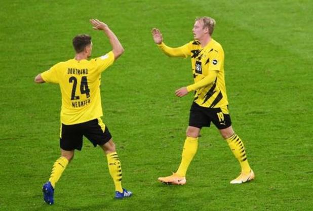 Les Belges à l'étranger - Le Bayern bat Dortmund en Supercoupe, s'offrant un 5e trophée en 2020