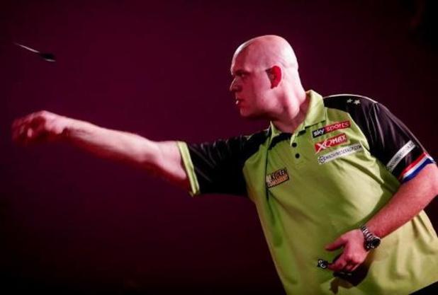 Players Championship darts - Michael van Gerwen wint Player Championship Finals