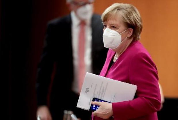 Merkel wil meer macht over lockdown en geen overleg met deelstaten