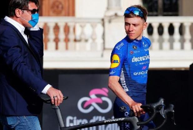 Giro - 104e Giro trekt zich op gang met tijdrit in Turijn