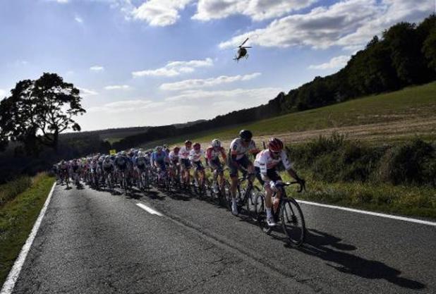 Annulation du Grand Prix de Wallonie cycliste en 2020