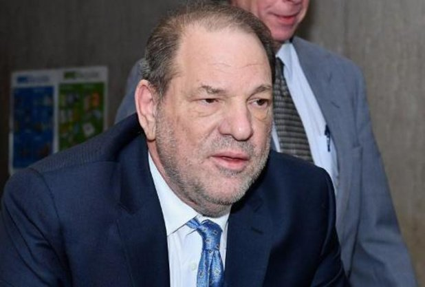 Affaire-Weinstein - Nieuwe klacht voor seksueel geweld tegen Harvey Weinstein