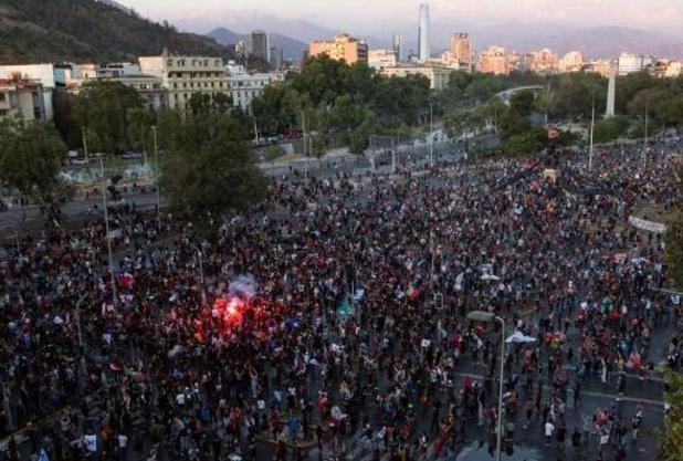 Chilenen kiezen voor nieuwe grondwet