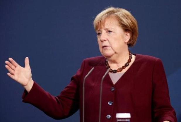 """Coronavirus - Merkel """"inquiète"""" de la lenteur des discussions pour fournir le vaccin aux plus pauvres"""