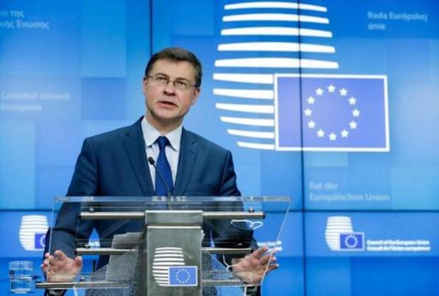 Commissie wil EU-landen helpen bij opzetten nationale 'bad bank'
