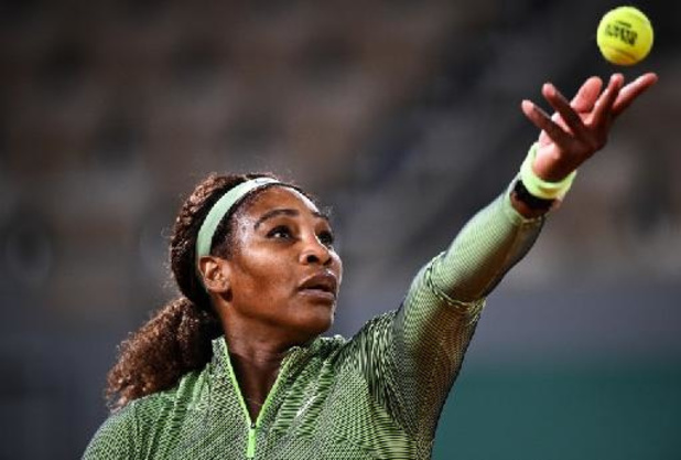 Roland-Garros - Serena Williams sauve une balle de set puis s'impose sans trembler face à Begu