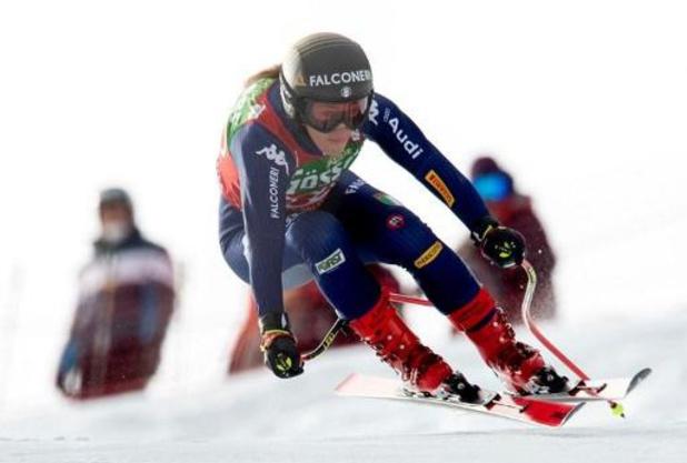 L'Italienne Sofia Goggia lauréate de la descente de Sankt Anton