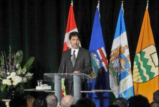 Justin Trudeau met en cause Washington dans l'escalade de la tension