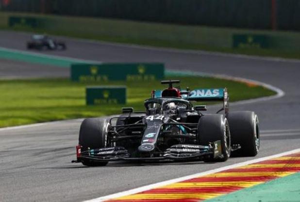 La F1 annonce un calendrier 2021 provisoire de 23 Grand Prix, le GP de Belgique le 29 août