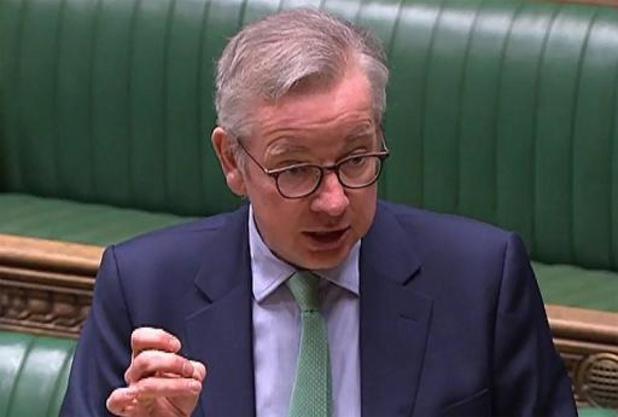 Londen bevestigt dat er controles komen tussen Noord-Ierland en rest van Verenigd Koninkrijk