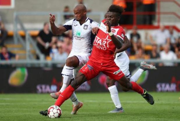 Croky Cup - Anderlecht ira à Mouscron en huitièmes, le Standard contre l'US Rebecquoise