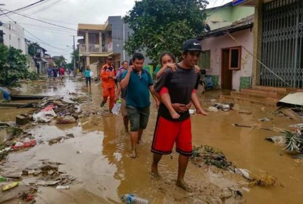 Indonésie: le bilan des inondations à Jakarta s'élève à au moins 23 morts