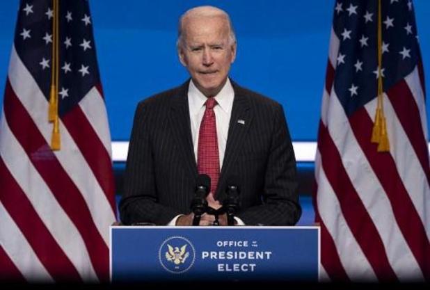 Biden fête ses 78 ans, deux mois avant son arrivée à la Maison Blanche