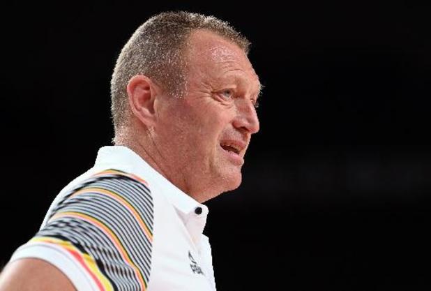 """Philip Mestdagh quitte son poste d'entraîneur """"d'un commun accord"""""""