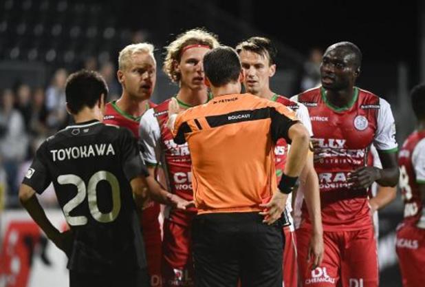 Jupiler Pro League - Zulte Waregem gaat in beroep tegen speeldag schorsing voor Pletinckx