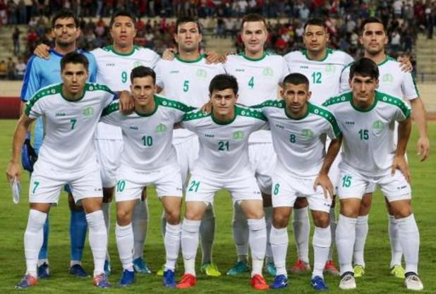 Voetbalcompetitie Turkmenistan wordt hervat