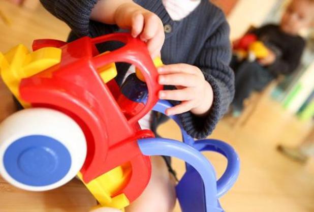 Unicef: België op 18de plaats inzake kinderopvang