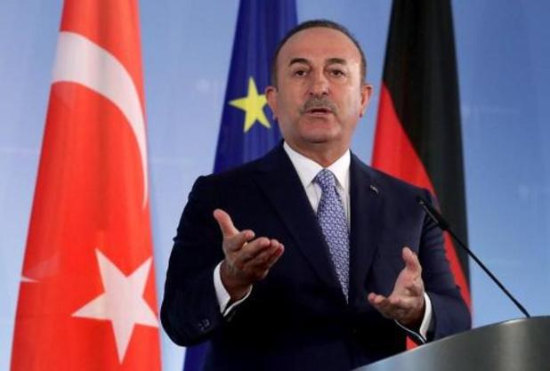 La Turquie voit des raisons politiques à son éviction des pays réadmis à entrer dans l'UE
