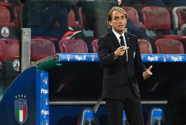 L'Italie, invaincue depuis 27 matches, devra faire oublier l'absence au dernier Mondial